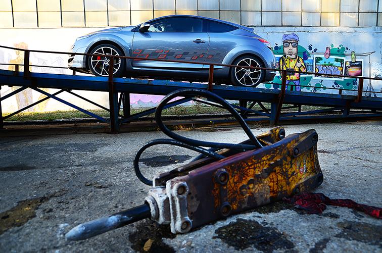 Test Renault Megane RS – Descărcarea!