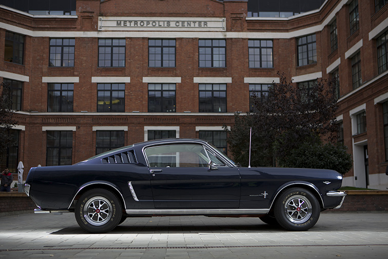 Ford Mustang Fastback 289cui