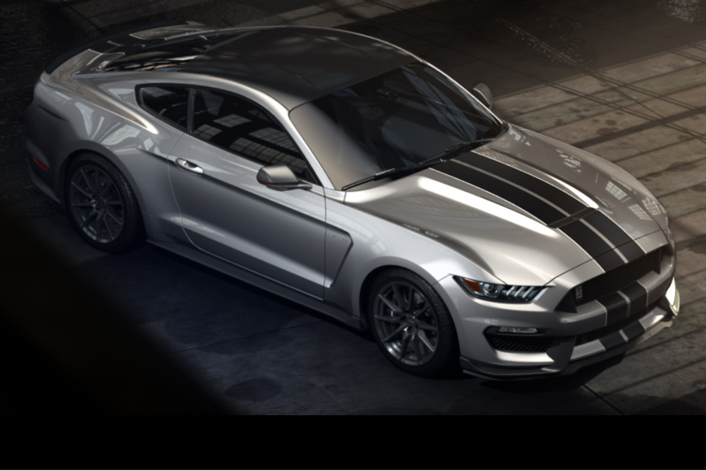 Ford Mustang Shelby GT350 – renașterea