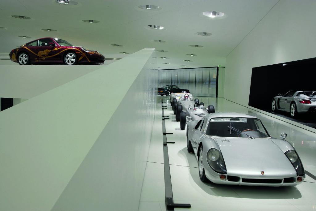 """Inițialele """"GTS"""" au fost introduse în 1963, odată cu apariția modelului 904 Carrera GTS."""