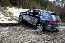 Test Drive Jeep Grand Cherokee: SUV american cu influente europene