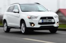 Test Drive Mitsubishi ASX: Cerere și ofertă