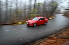 Test Drive Audi A3 Sedan: Baronul roșu