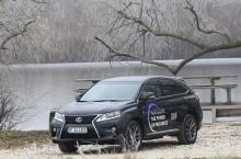 Test Drive Lexus RX450h: SUV ECO