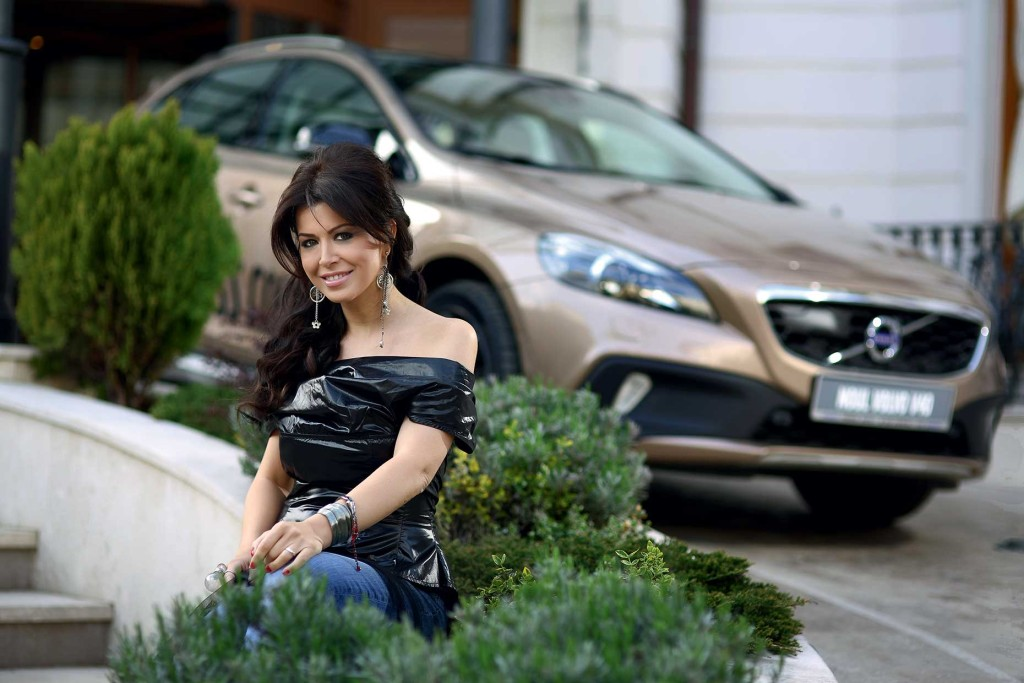 Simona Patruleasa Volvo2
