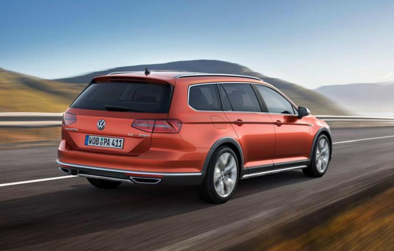 Volkswagen Passat Alltrack 2