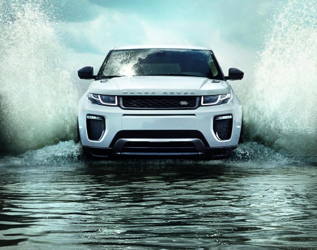 Range Rover Evoque 2016 – facelift inevitabil