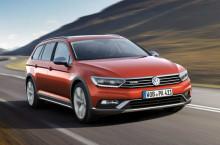 A doua generație Volkswagen Passat Alltrack ajunge la Geneva