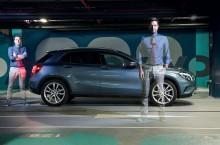 Andi Moisescu și Mercedes-Benz GLA: Dedublare Rațională