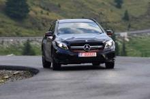 Test Drive Mercedes-Benz GLA 45 AMG – Hrana pentru suflet
