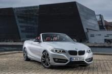BMW dezvăluie noul Seria 2 Cabriolet