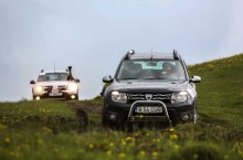 Test Video Dacia Dudster vs Dacia Mudster