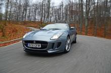 Test Drive Jaguar F-Type: Licence to thrill