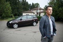Răzvan Fodor și Opel Zafira – Family guy