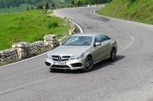 Teste Drive Mercedes-Benz Clasa E Coupe – Puterea convingerii