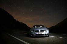 BMW M4 Transfagarasn