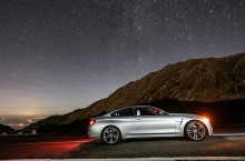 BMW M4 exterior