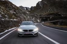 BMW M4 fata