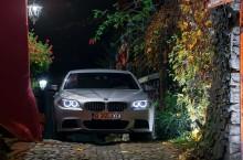 BMW M550d 6