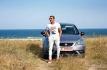 Seat Ibiza și Dan Cruceru – Bucuria și frumusețea escapadelor spontane