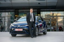 Toyota Avensis și Vlad Popovici – This Means Business