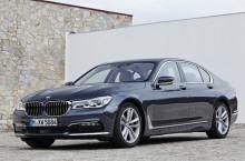BMW Seria 7 debutează pe piața din România