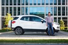 Ford EcoSport și Simone Tempestini – Young Minds Free Spirit