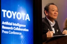Toyota investește în inteligența artificială