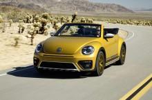 VW Beetle Dune – Chemarea dunelor