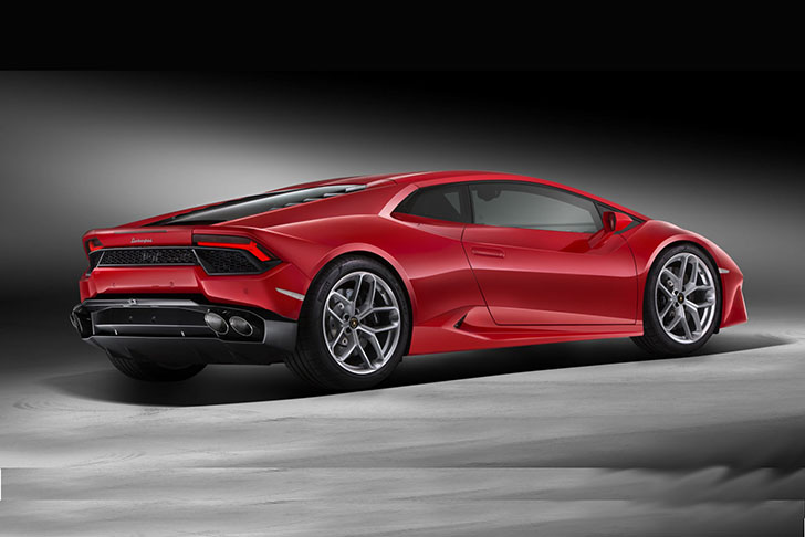 Lamborghini Huracan LP-2 (2)