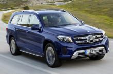 Mercedes-Benz GLS debutează oficial