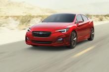 Subaru Impreza Sedan Concept – Regăsirea identității