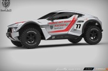 Zarooq Motors Sand Racer – Noul rege al deșertului