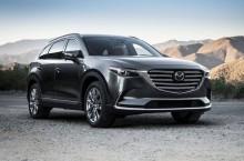 Noua Mazda CX-9 vizează familia modernă