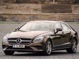 Test Drive Mercedes-Benz CLS 250