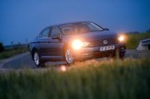 Test Drive Volkswagen Passat – Progres