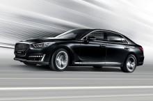 Genesis G90 – Noua limuzină Hyundai vorbește germană