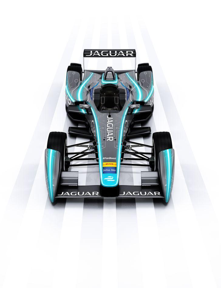 Jaguar Formula E