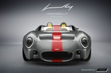 Jannarelly Design-1 front 2 GR A3