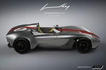 Jannarelly Design-1 top side GR A3