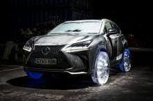 Lexus a creat anvelope de gheață funcționale (VIDEO)