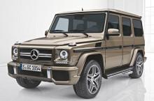 Mercedes-Benz Clasa G punctează exclusivitatea