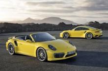 Porsche 911 Turbo primește surplus de putere, dotări și stil