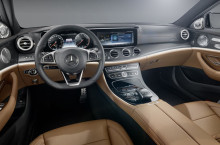 Noul Mercedes Clasa E ne invită în interior