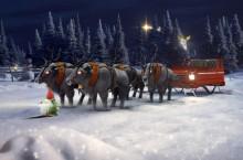 Mercedes-Benz ne invită să configurăm sania lui Moș Crăciun