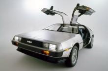 """DeLorean DMC-12, mașina din filmul """"Înapoi în Viitor"""", reintră în producție"""
