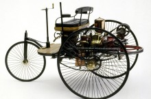 Benz Patent-MotorwagenBenz Patent-MotorwagenBenz Patent-Motorw