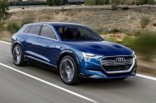 Audi va produce la Bruxelles SUV-ul electric prefigurat de conceptul e-tron quattro