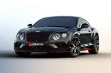 Monster by Mulliner – Un Bentley cu sistem audio de 3.400 W și căști aurite