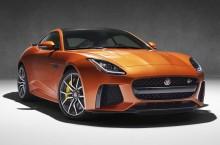 Jaguar F-Type SVR își încinge cauciucurile în primul clip oficial